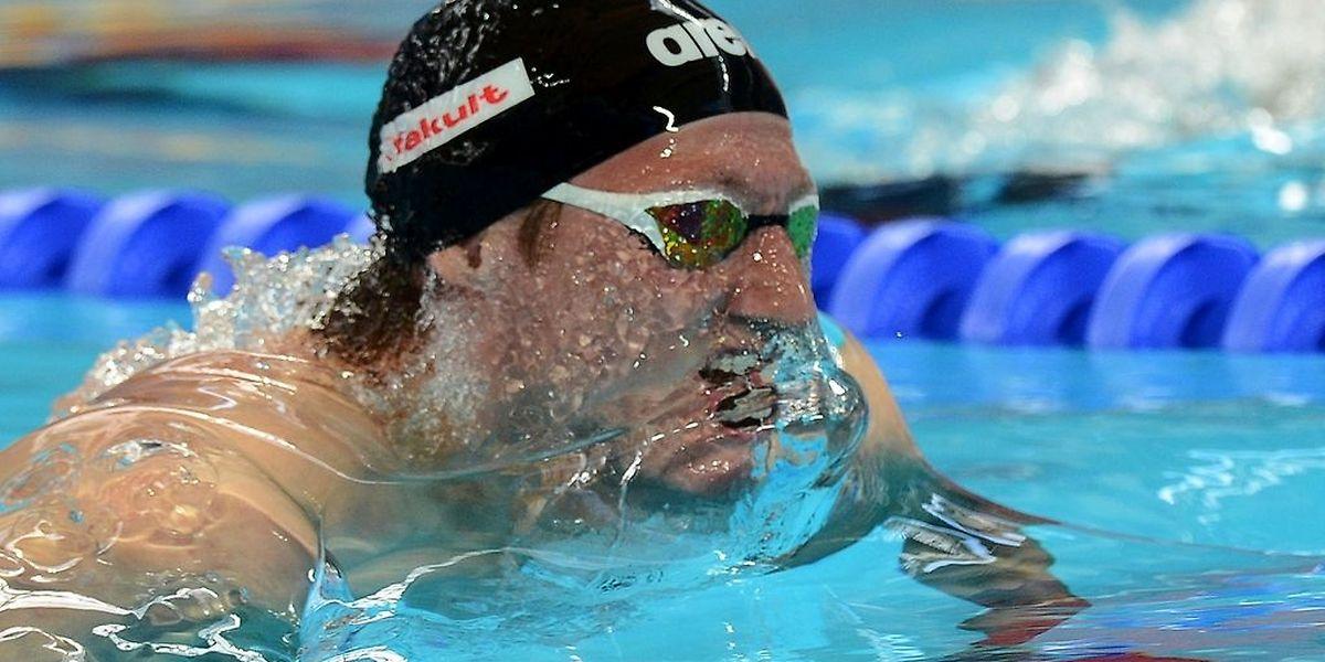Olympia-Qualifikation sicher: Laurent Carnol qualifiziert sich in Kasan für Rio.