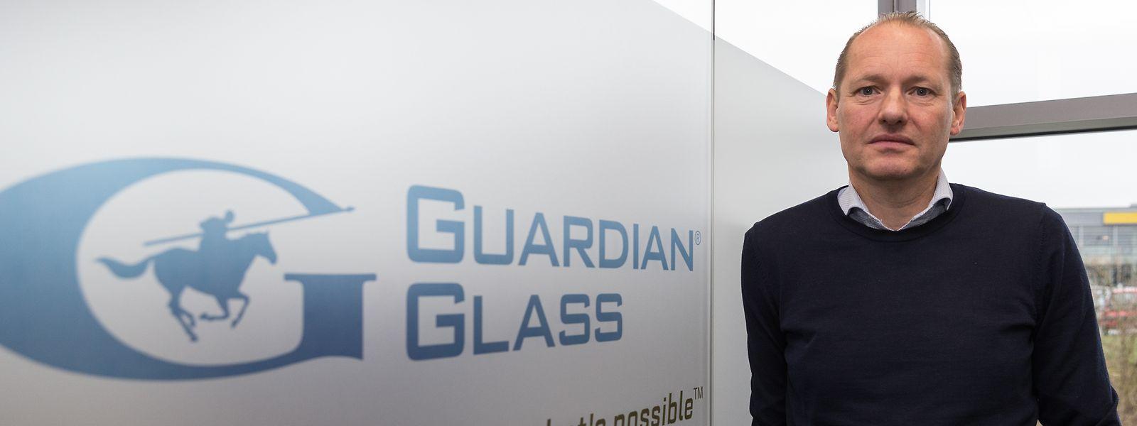 Selon Guus Boekhoudt, directeur général de Guardian Europe, l'investissement consenti sur le site de Bascharage doit garantir la production sur le site luxembourgeois «pour les 15 à 20 prochaines années».