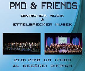 PMD & Friends - Concert d'Ouverture