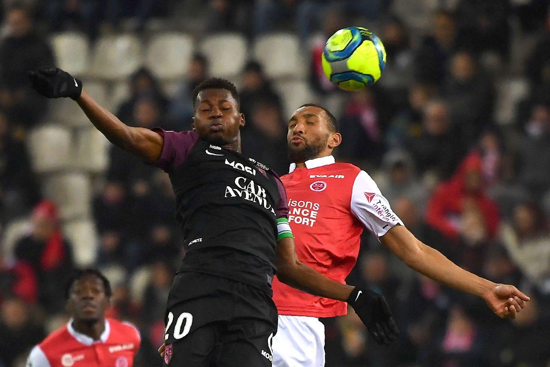 Grâce à un but d'Habib Diallo, le FC Metz s'impose à Reims et remonte à la 16e place de la Ligue 1.