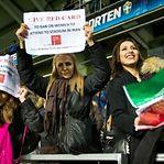 FIFA diz que Irão assegurou que mulheres podem assistir a jogos de futebol