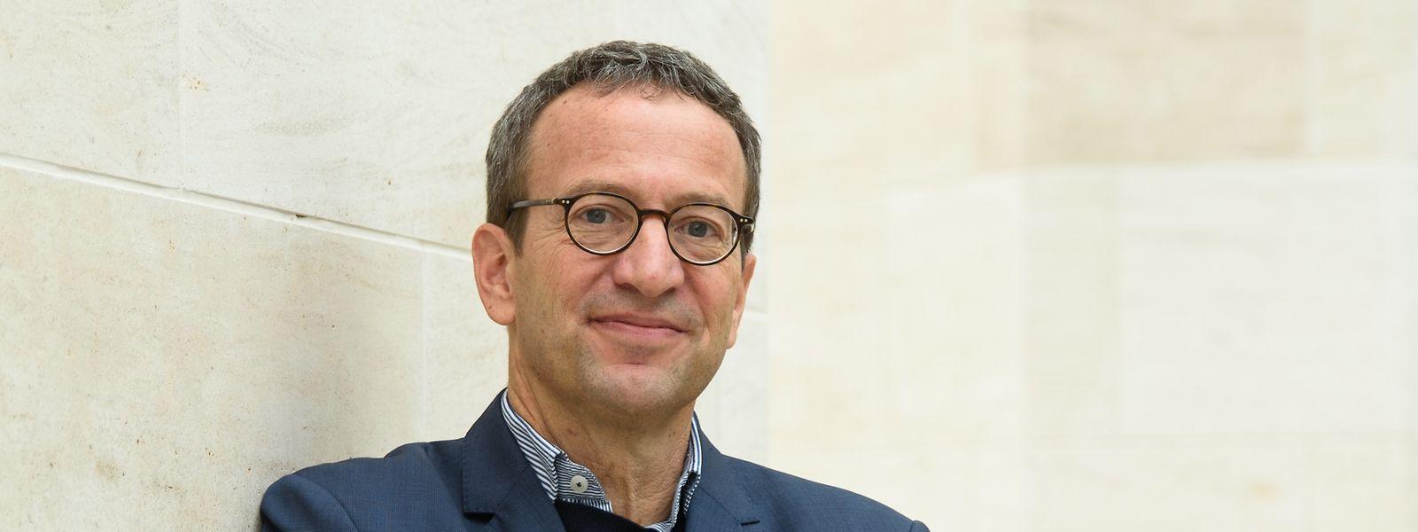 Einflussreicher Unternehmer: Laurent Loschetter