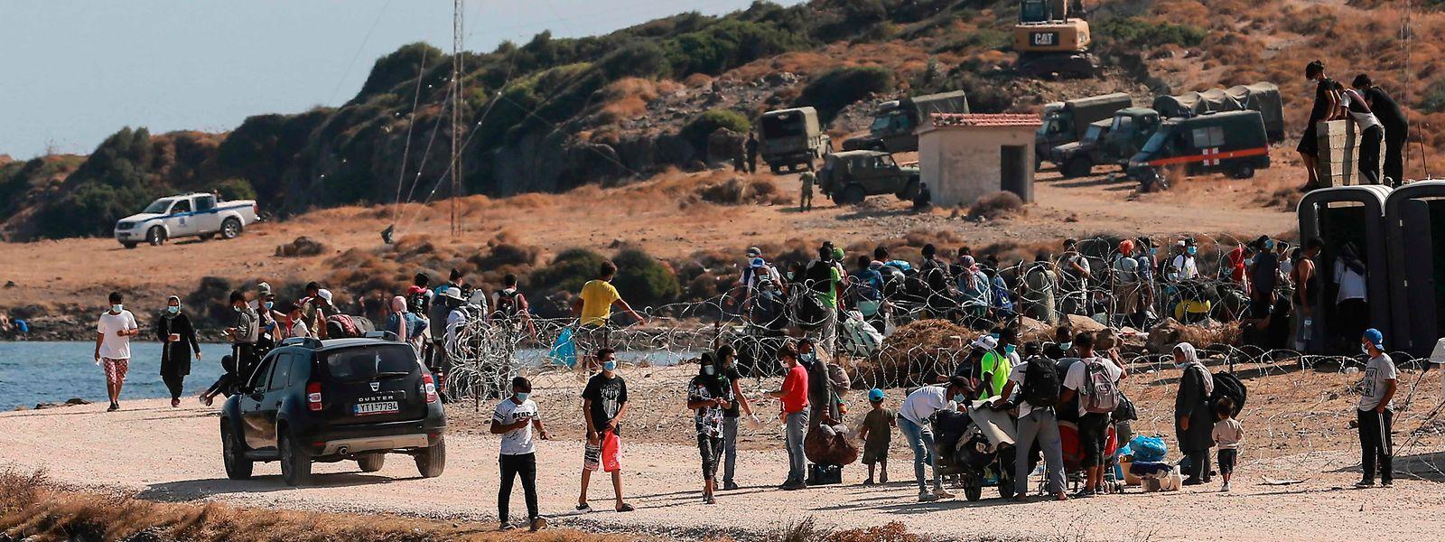 L'UE vise «une efficacité accrue dans les retours» des migrants illégaux vers leur pays d'origine.
