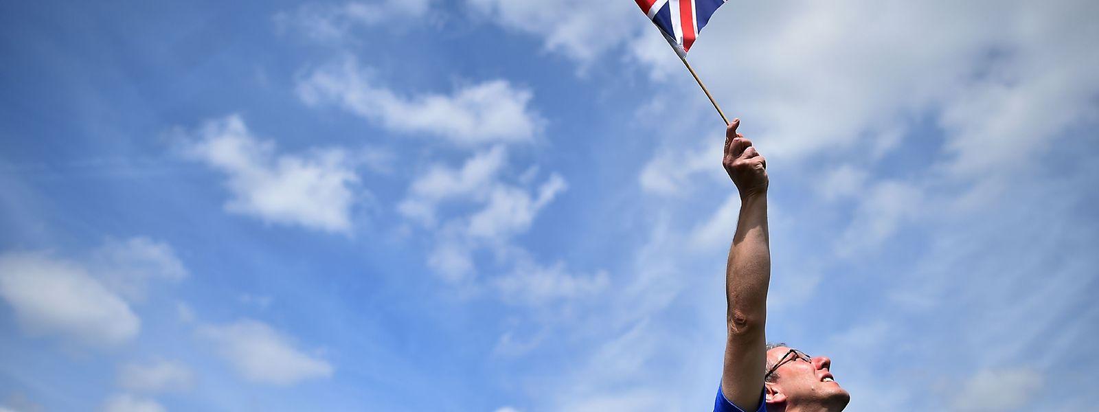 """""""Union Jack"""" und trotzdem für den Remain - das geht."""