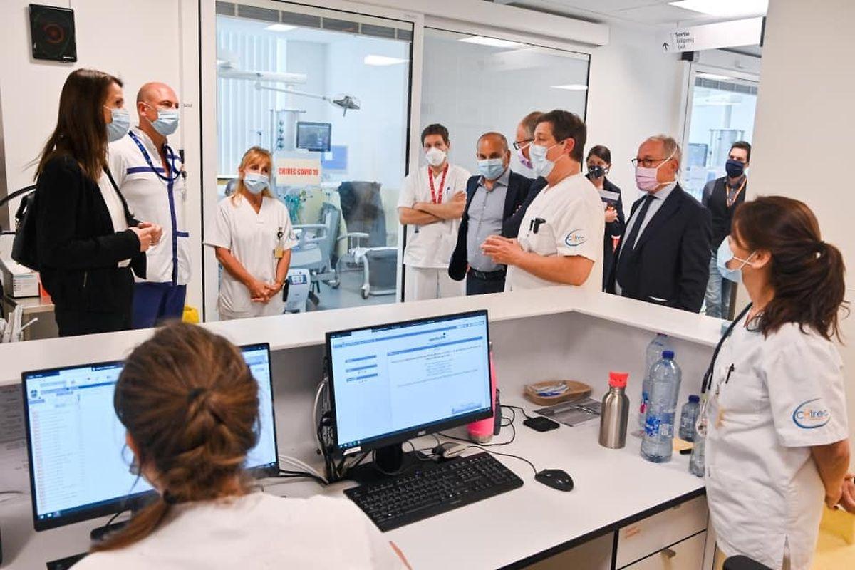 La Belgique déplore 9.722 décès en lien avec le covid, pour 60.898 cas confirmés de contamination.