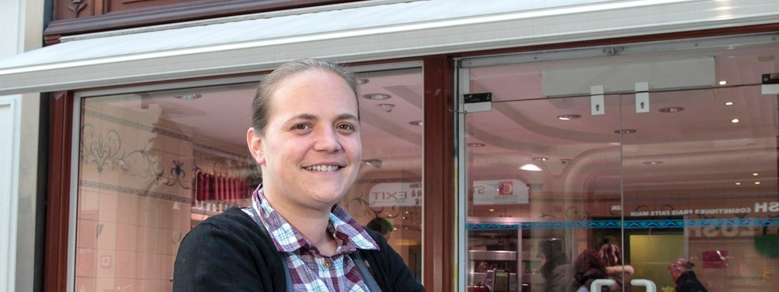 Energiegeladen und resolut: Anne Kaiffer ist glücklich über ihre Entscheidung, den Familienbetrieb übernommen zu haben.