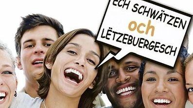 An estimate of 390,000 people speak Luxembourgish.