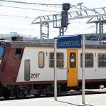 Comboios transportaram menos passageiros em 2020