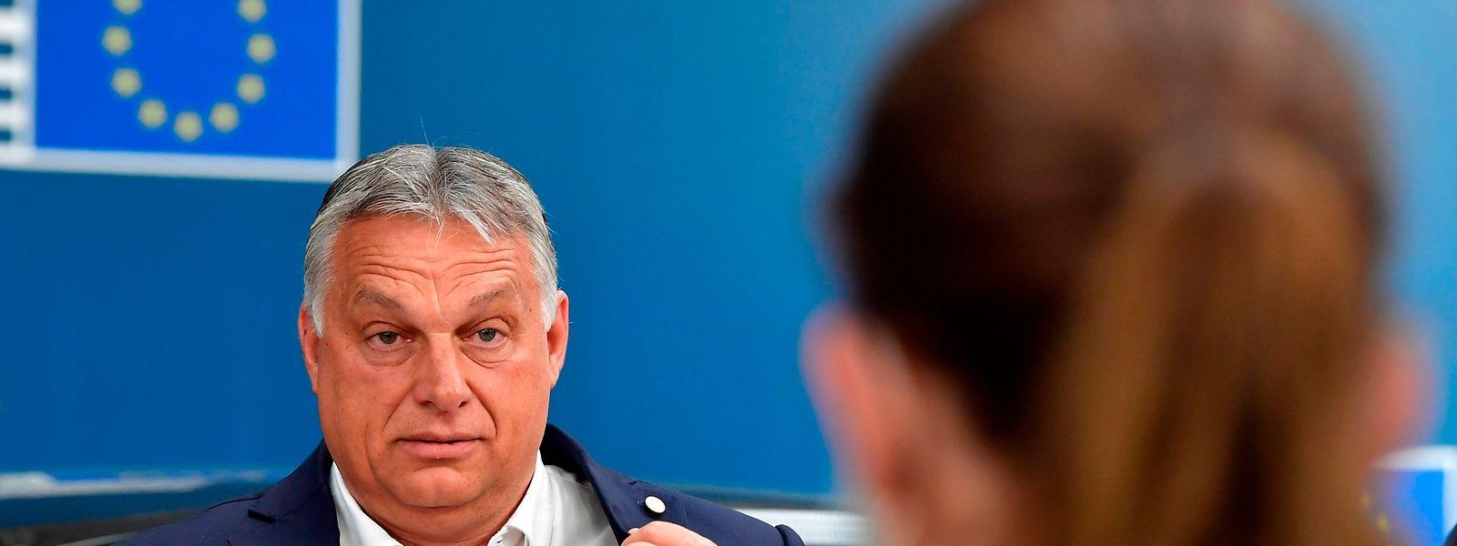 Primeiro-ministro húngaro Viktor Orban.