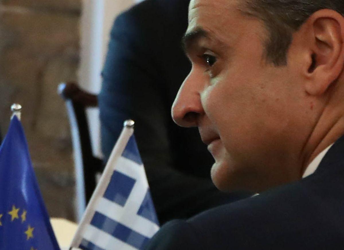 Kyriakos Mitsotakis ist ein Mann der Tat.