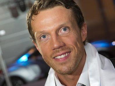 So sieht er aus der Ex-Mister Luxembourg.
