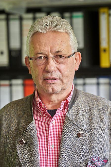 Wolfgang Grambs, Koordinator der letzten großen bundesweiten Pandemie-Übung 2007, aufgenommen in Bad Neuenahr.