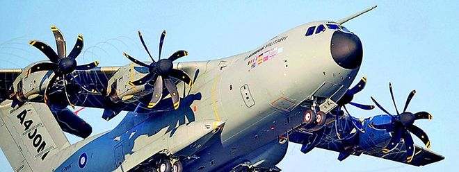 Gemeinsame europäische Militärgeschichte: Luxemburg, Belgien, Deutschland, Frankreich, Großbritannien, Spanien und die Türkei stehen an der Wiege des A400M.