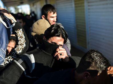 Gefangenen in Syrien geschieht laut UN-Ermittlern großes Unrecht.