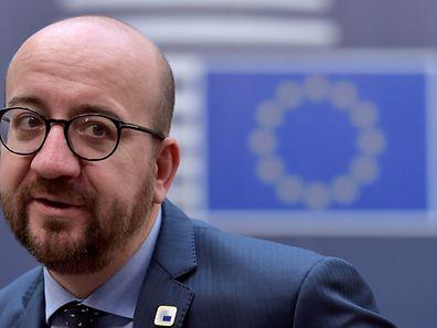"""Der belgische Premierminister Charles Michel will """"wild entschlossen"""" für Ceta kämpfen."""