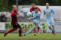 Déjà sept buts en huit matches pour le Pétangeois Artur Abreu