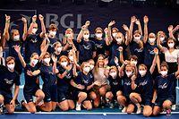 Abschied Mandy Minella / Tennis, BGL BNP Paribas Luxembourg Open / 16.09.2021 / Kockelscheuer / Foto: Christian Kemp