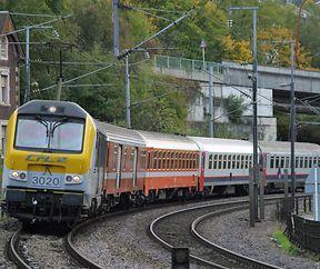 CFL 3020 au PN de Dommeldange