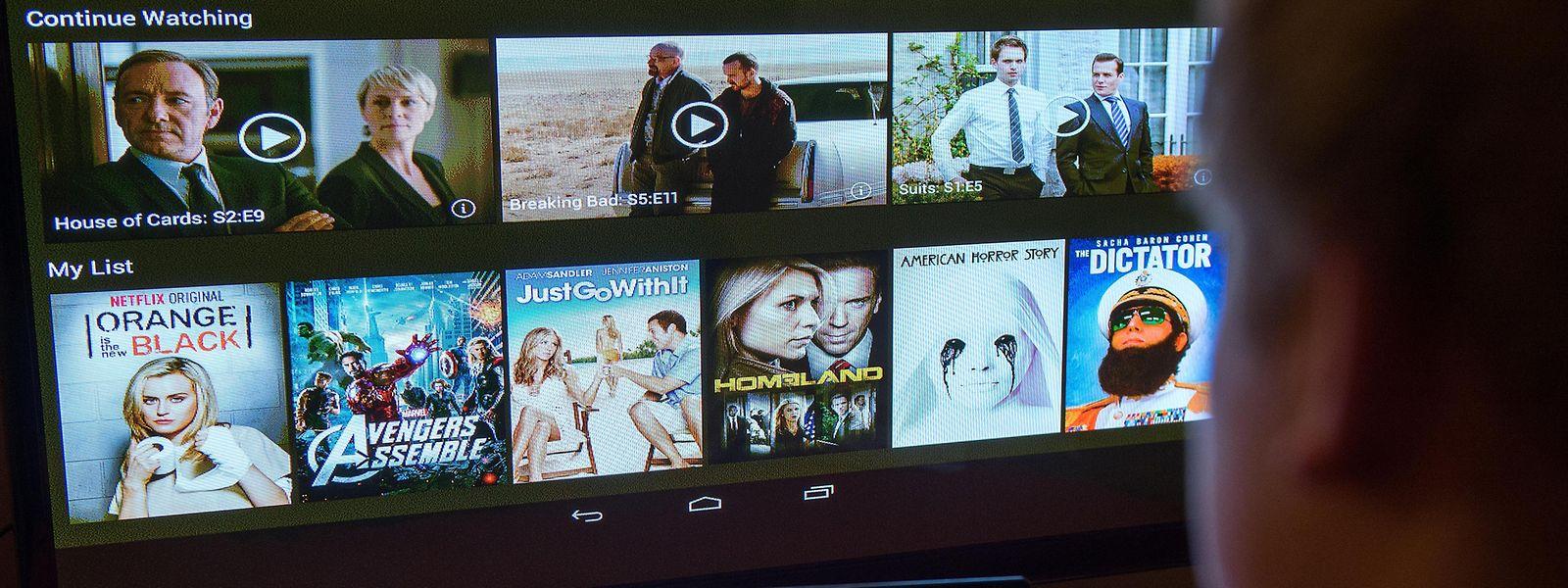 La consommation de vidéos booste le flux de données circulant sur le réseau internet luxembourgeois bien plus que les activités de bureau.