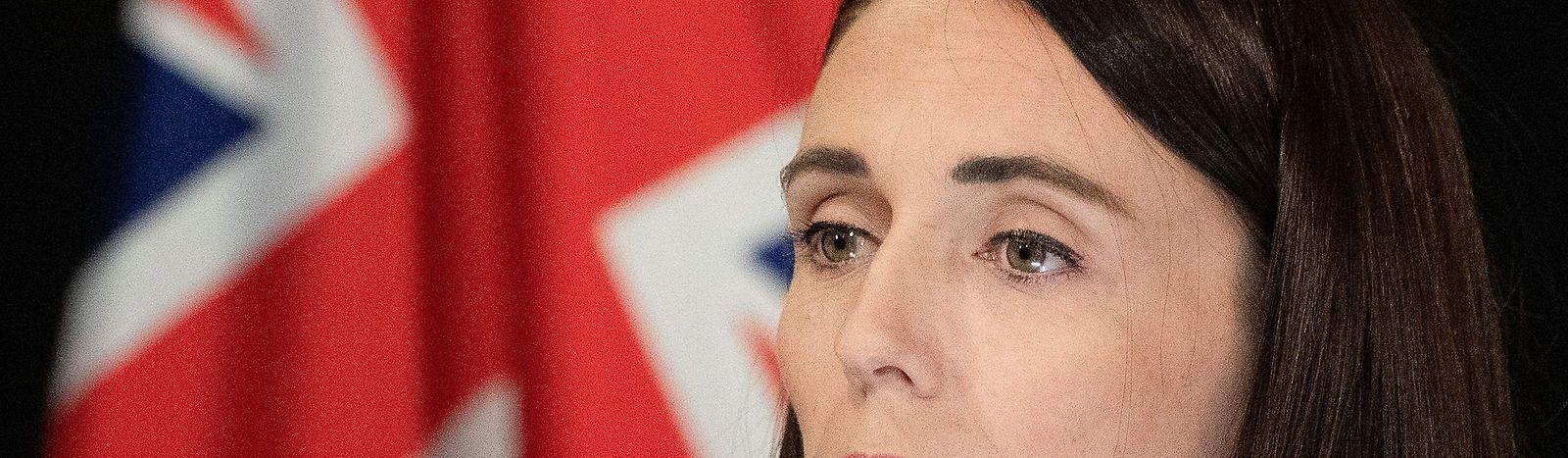 Die neuseeländische Premierministerin Jacinda Ardern erhielt internationl Lob für ihre Rolle nach den Attentaten.