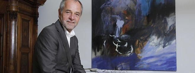 Klaus Jensen war bis März 2015 Oberbürgermeister der Stadt Trier