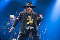 Kultrocker Axl Rose ist sauer auf die Republikaner von US-Präsident Trump, weil sie ohne Genehmigung Musik seiner Band Guns N' Roses während des Wahlkampfes spielen.