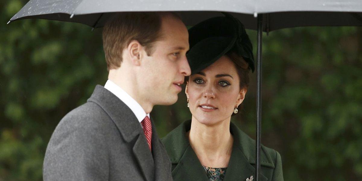 Prinz William, hier mit seiner Ehefrau Kate, hat sich verändert, seit er Vater geworden ist.