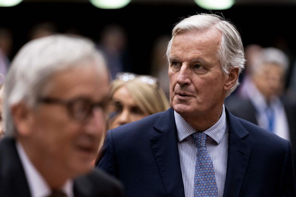 Le négociateur de l'UE pour le Brexit, Michel Barnier.