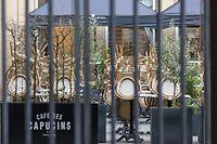 Geschlossene Geschäfte und Restaurants, Coronavirus, Covid-19, Luxemburg Stadt, Foto: Lex Kleren/Luxemburger Wort