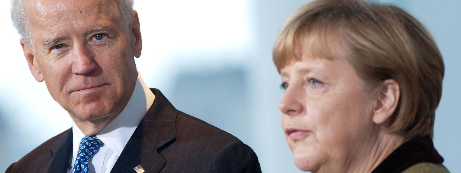 Einen Monat nach seiner Vereidigung nimmt US-Präsident Joe Biden am Freitag erstmals an einem internationalen Gipfeltreffen teil.