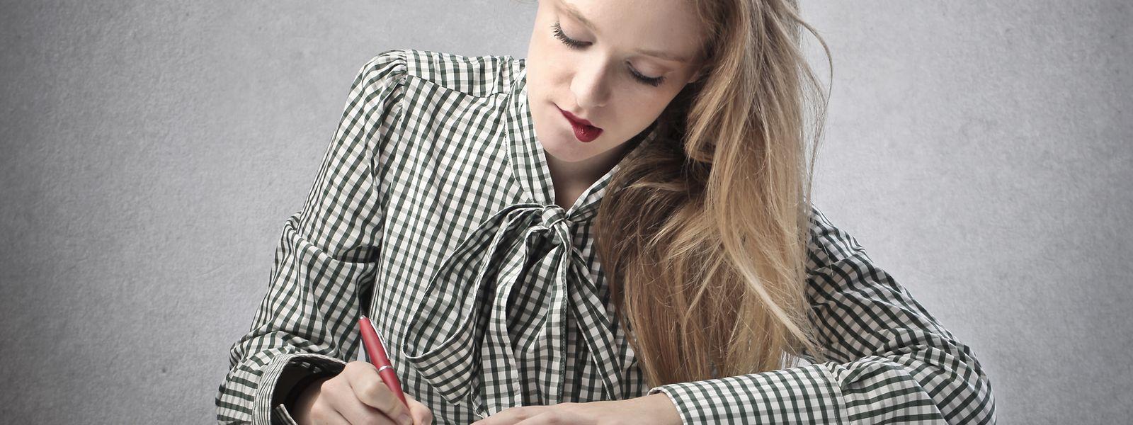 Junge Schreibende können beim Prix Laurence Texte aller literarischen Gattungen einreichen.