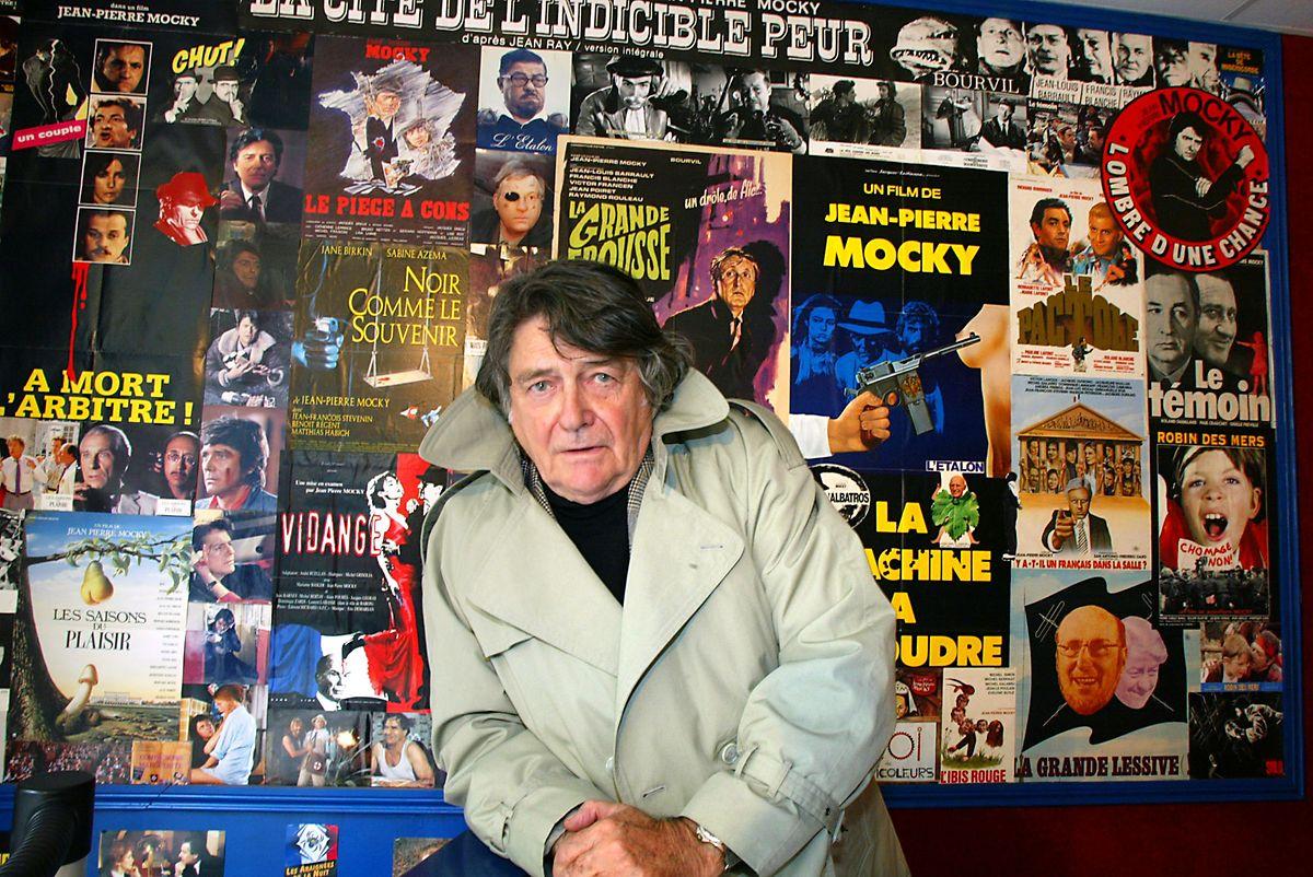Jean-Pierre Mocky, le franc-tireur du cinéma français aimait les personnages «hors caste, incompris, gueules cassées et outsiders».