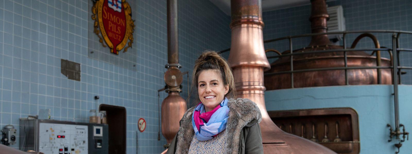 Betty Fontaine will mit ihrer Brasserie Simon unabhängig bleiben.