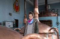 Wi , Brasserie Simon , ITV Betty Fontaine , Brauereien in der Coronakrise , Corona , CoVid-19 , SarsCoV-2 , Foto:Guy Jallay/Luxemburger Wort