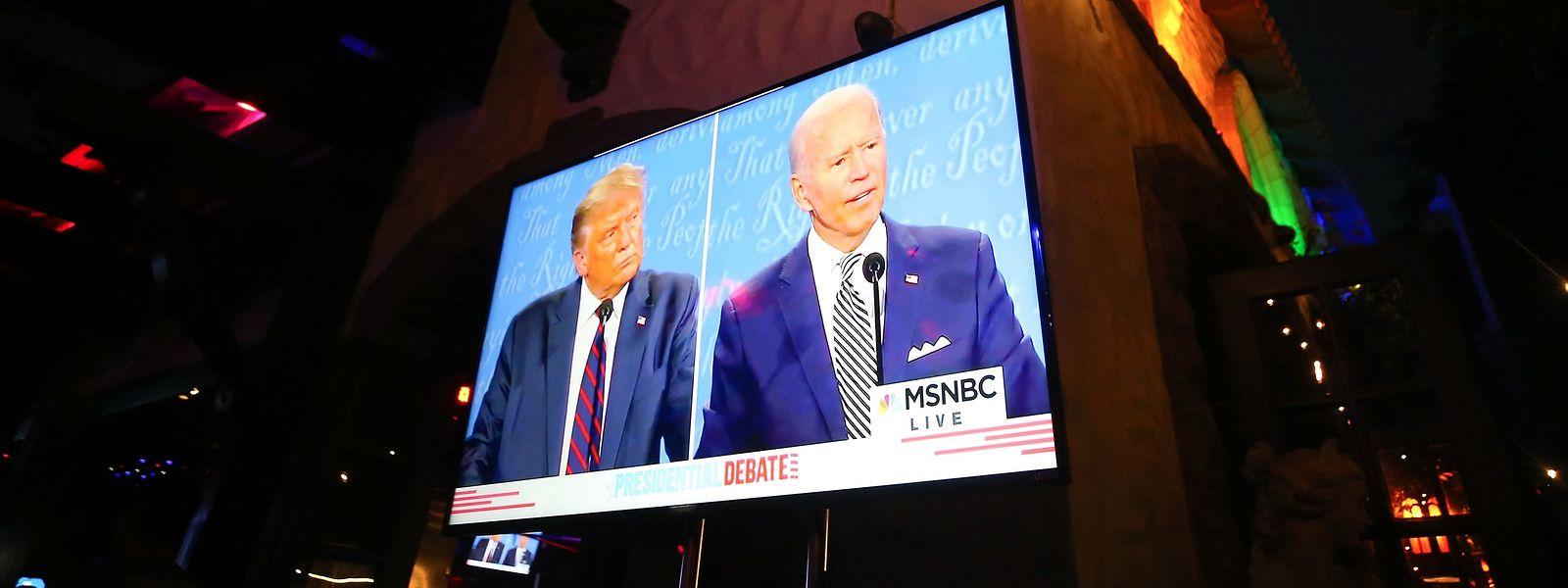 Le débat opposant les deux candidats à la Maison Blanche doit se tenir le 15 octobre prochain.