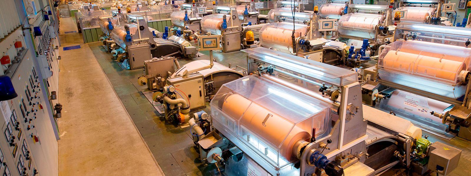 D'ici peu, l'entreprise mettra en service 2.000 m2 d'ateliers supplémentaires.