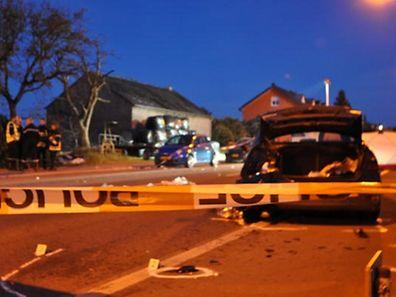 Die 39-jährige Polizistin verstarb zwei Stunden nach dem Unfall.