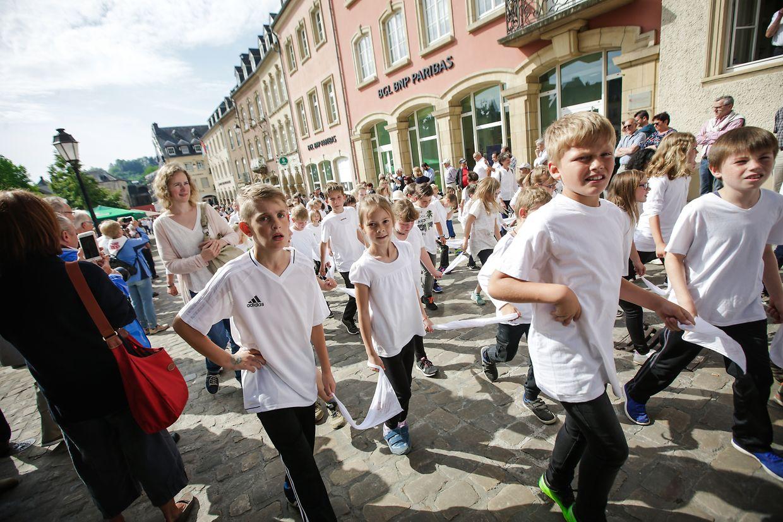 Procissão Dançante de Echternach 2018