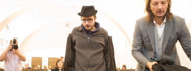 Antoine Deltour, um dos arguidos no caso Luxleaks