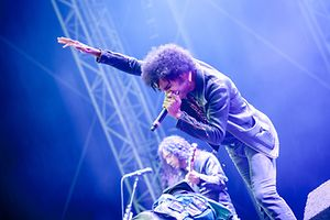 Alice In Chains at Rock-A-Field 2014