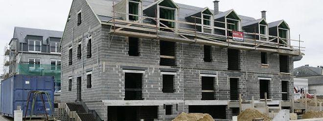Ende vergangenen Jahres wurden doppelt so viele Neubauwohnungen verkauft wie üblich.