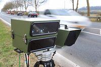 Les sept radars mobiles luxembourgeois ont effectué en un an 863 contrôles, décelant un total de 63.897 infractions liées au dépassement des limites de vitesse