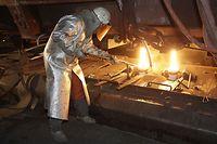 ArcelorMittal will jährlich 30 Millionen Euro in den nächsten Jahren investieren.