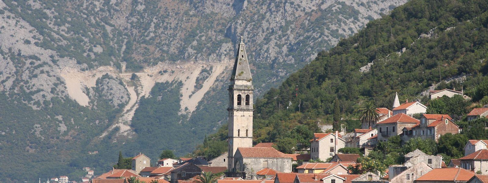 Montenegros Küste macht das Land zu einem Touristenmagnet.