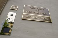 24.5. IPO / MInistere d`Etat / Staatsministerium Foto:Guy Jallay