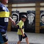 Uma aposta de 100 dólares que o sportinguista Ivkovic ganhou a Maradona