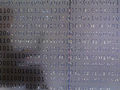 Zum Themendienst-Bericht vom 8. Februar 2016: Nicht mehr lesbar oder zug�nglich sind die Daten f�r Nutzer, deren PC von Ransomware heimgesucht wurde. Ein starker Grund f�r regelm��ige Backups. (Archivbild vom 16.03.2002/Die Ver�ffentlichung ist f�r dpa-Themendienst-Bezieher honorarfrei.)  Foto: Rainer Jensen