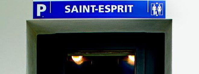 Le budget prévisionnel affecté au chantier du parking Saint-Esprit s'élève à 6,5 millions d'euros