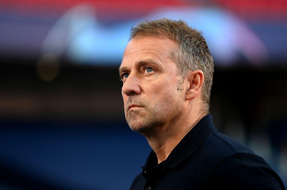 Trainer Hansi Flick und die Bayern krönen die herausragende Saison.