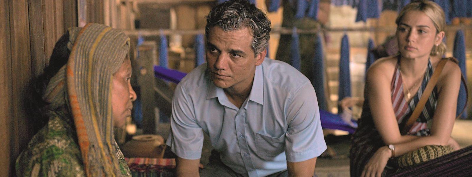 Ein Mann der Tat: Sergio Vieira de Mello, gespielt von Wagner Moura, verbucht als UN-Sondervermittler eine Reihe von diplomatischen Erfolgen; sein Irak-Einsatz endet hingegen tödlich.